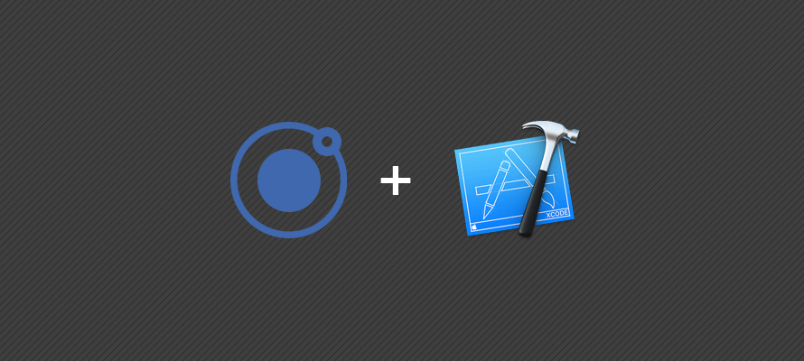 Adding property list keys for iOS development with Ionic
