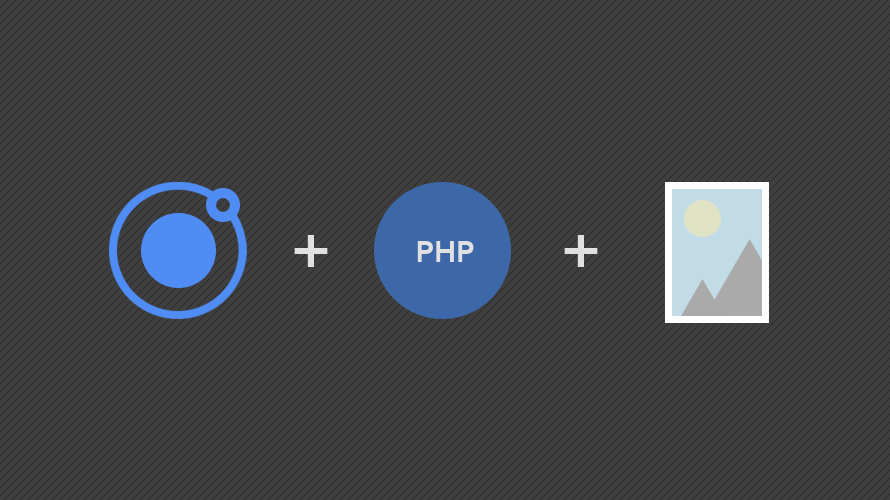 Using the HTML5 Filereader API and PHP to upload images from Ionic Framework apps